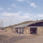 Rock RNLI Lifeboat Station Cornwall designed by Cornwall Architects The Bazeley Partnership