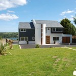 Long Commons St Mawes designed by Cornwall Architects The Bazeley Partnership