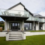 MacDonalds Contemporary House designed by Cornwall Architects The Bazeley Partnership