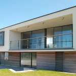 Spindleberry, Widemouth Bay designed by Cornwall Architects The Bazeley Partnership