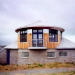 Bude RNLI Centre designed by The Bazeley Partnership Architects in Cornwall