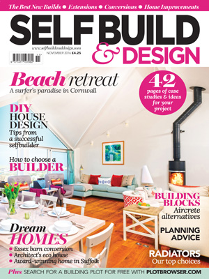 Self Build and Design Magazine Tregoose The Bazeley Partnership Architects in Cornwall