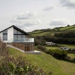 Grey Roofs, Crackington Haven designed by Cornwall Architects The Bazeley Partnership
