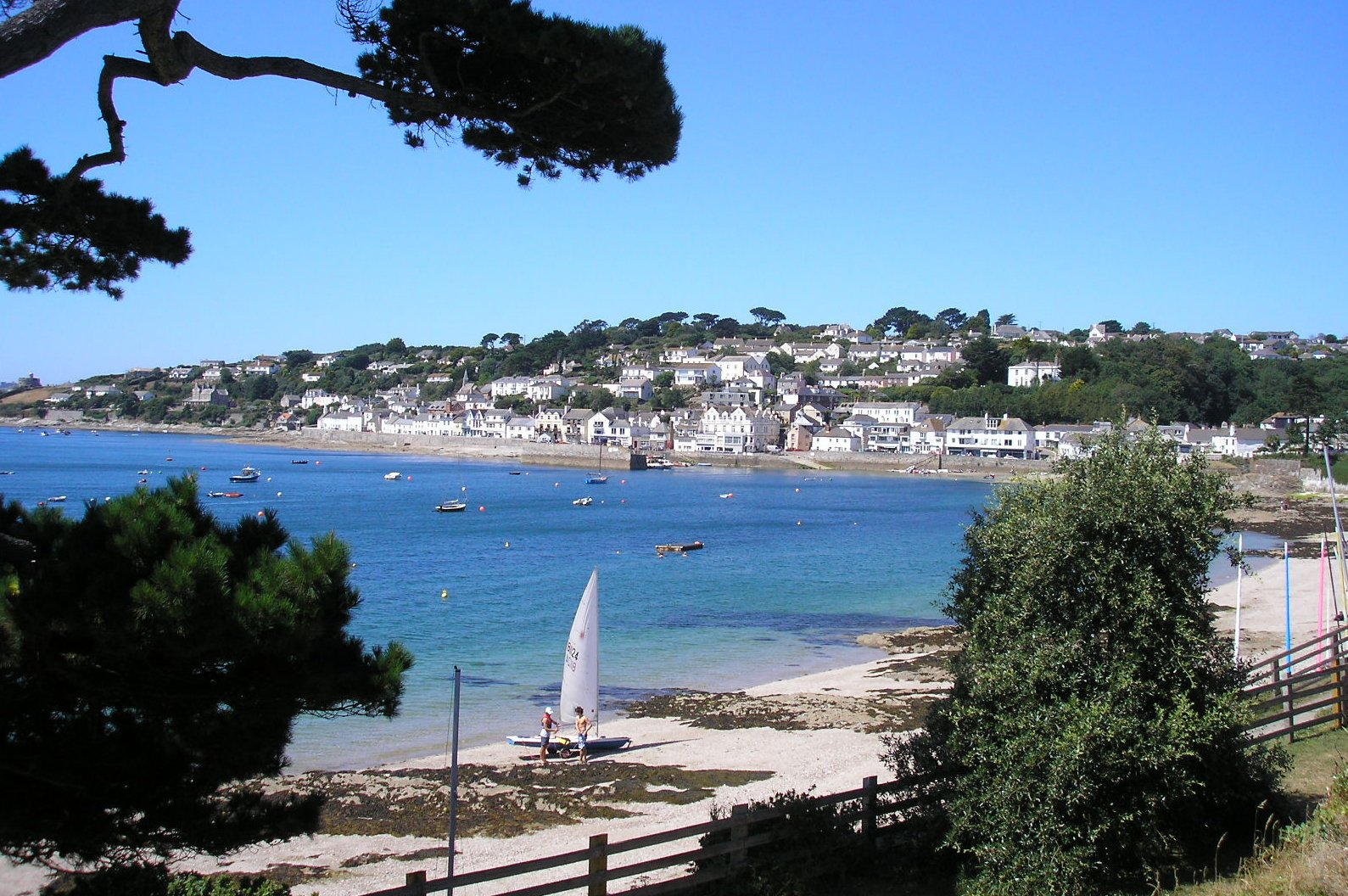St Mawes House