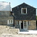 Harwood Cottage Boscastle Renovation designed by Cornwall Architects The Bazeley Partnership