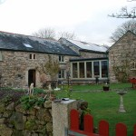 Tretharrup Bodmin Conversion designed by Cornwall Architects The Bazeley Partnership