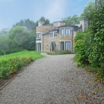 Private Residence designed by Cornwall Architects The Bazeley Partnership