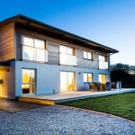 Sundown Widemouth Bay Bude by The Bazeley Partnership Architects in Cornwall Staircase