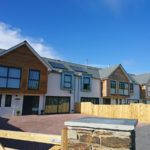 Broadclose Hill Bude Housing Development Cornwall and Devon Architects The Bazeley Partnership