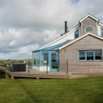 The Lookout Polzeath Residential Property by The Bazeley Partnership Architects in Cornwall