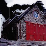 Clovelly RNLI designed by The Bazeley Partnership Architects in Cornwall