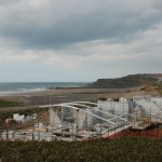 green roof construction atlantic view development bude widemouth bay the bazeley partnership architects in cornwall
