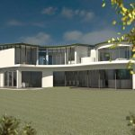 Tregwidden Trevose Head Padstow AONB Planning Dwelling Architects in Cornwall The Bazeley Partnership