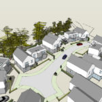 Langfield Manor Bude Broadclose Cornwall Architects The Bazeley Partnership