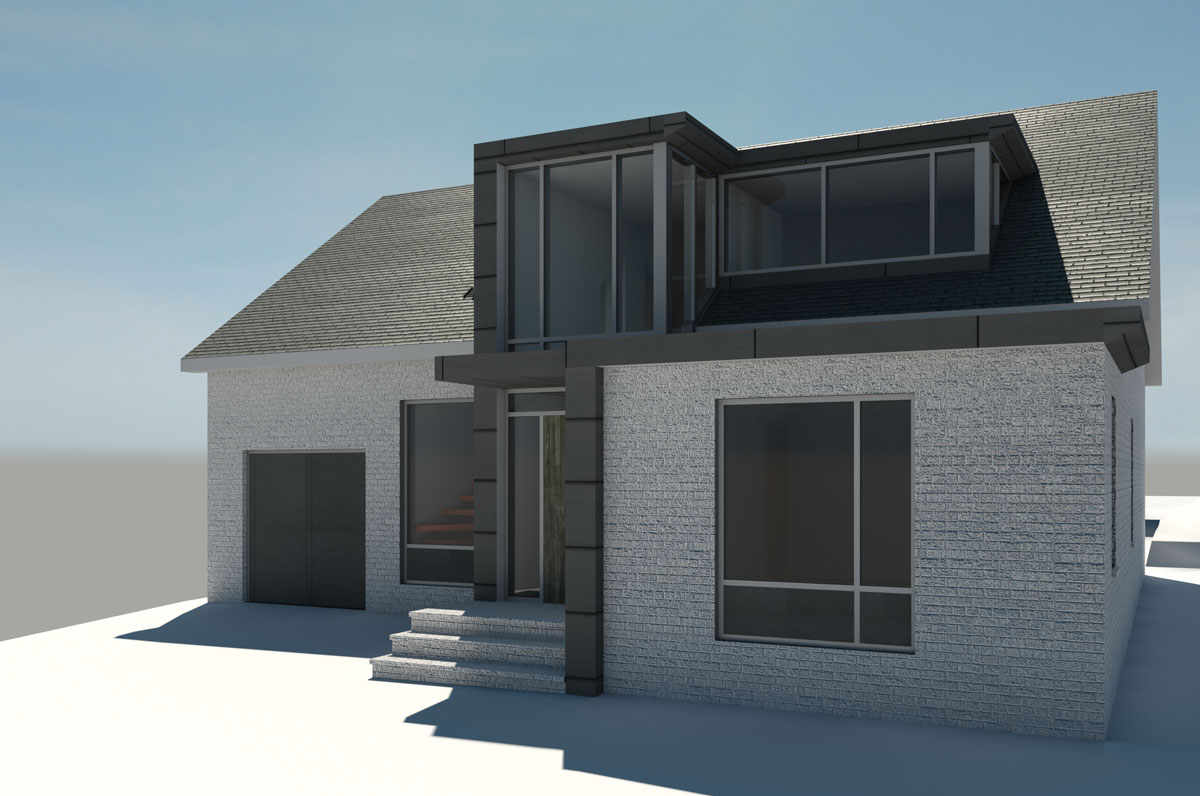 Breakers Widemouth Bay Extensions and Conversion Widemouth Bay Cornwall Council Approval The Bazeley Partnership Cornwall and Devon Architects